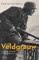 Boek cover Veldgrauw van Evertjan van Roekel (Hardcover)