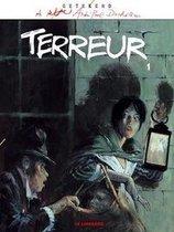 Collectie getekend follet 01. terreur