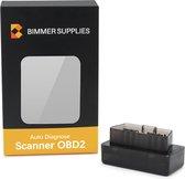 OBD2 Scanner | Wifi, werkt met o.a iPhone IOS, Android en Windows | ELM327 | Auto scanner |  Gratis app, geen extra kosten | Auto uitlezen