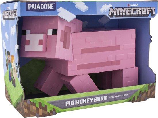 Minecraft  Varkensspaarpot