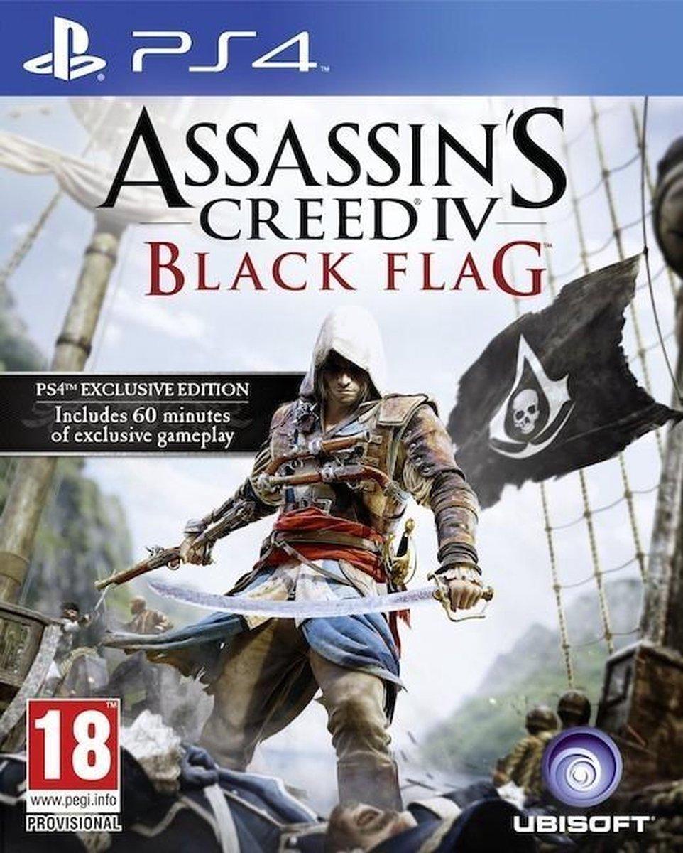 Assassin's Creed IV: Black Flag - PlayStation 4 - Ubisoft