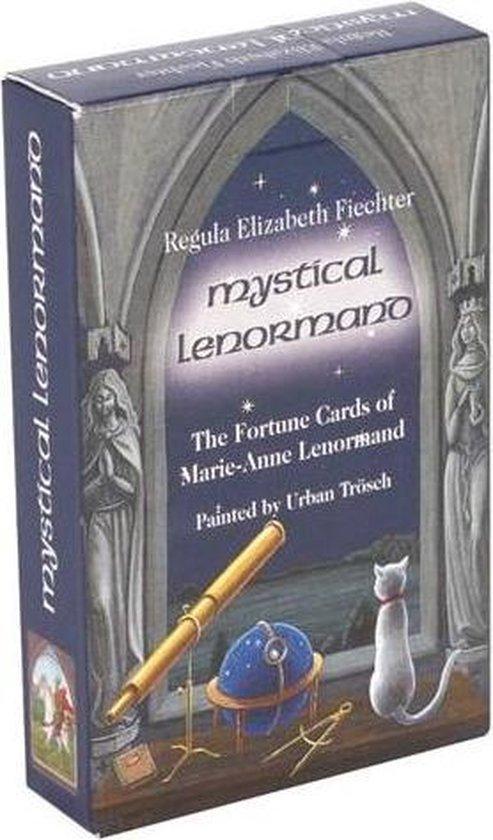 Afbeelding van het spel Green Tree 'Mystical Lenormand' Orakel kaarten