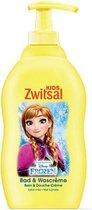 ZWITSAL Frozen - Milde Huidverzorging Van Mooie Prinsessenhuidjes - Kamille & Calendula - 400ml