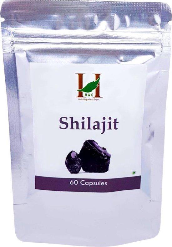 Shilajit | 60 Capsules