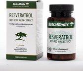 NutraMedix - Resveratrol - 60 vegicaps