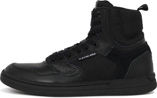 G-Star Raw Mimemis Mid Hoge Sneaker Zwart - Maat: 44