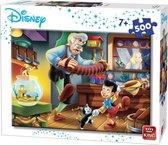 Disney 500 Stukjes Puzzel Pinokkio - King - 48 x 34 cm