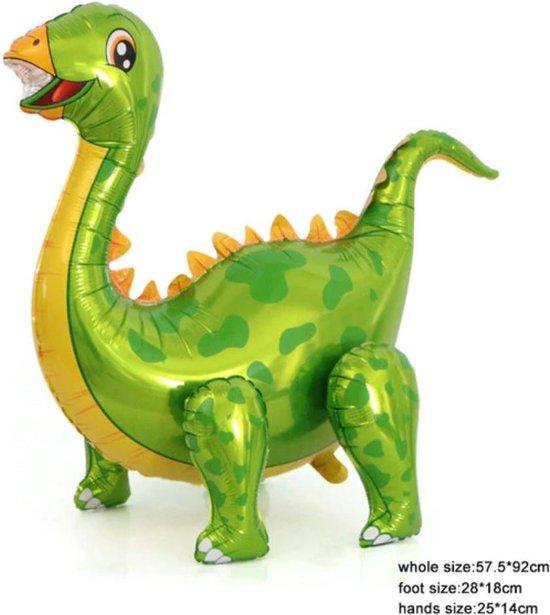 Folie ballon dinosaurus 57,5 x 92 cm