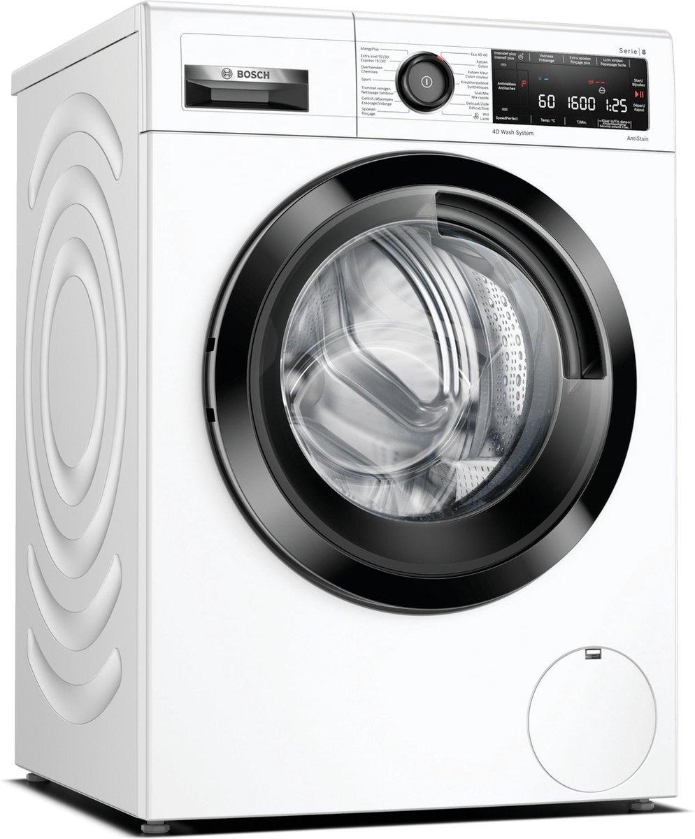 Bosch WAX32MM0FG – Serie 8 – Wasmachine- NL/FR