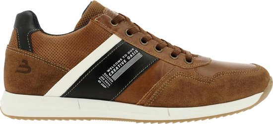 Bullboxer 859K26718D Sneaker Men Tan/Cognac 45