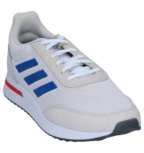 adidas RUN 70S Witte Sneakers Heren 46,5