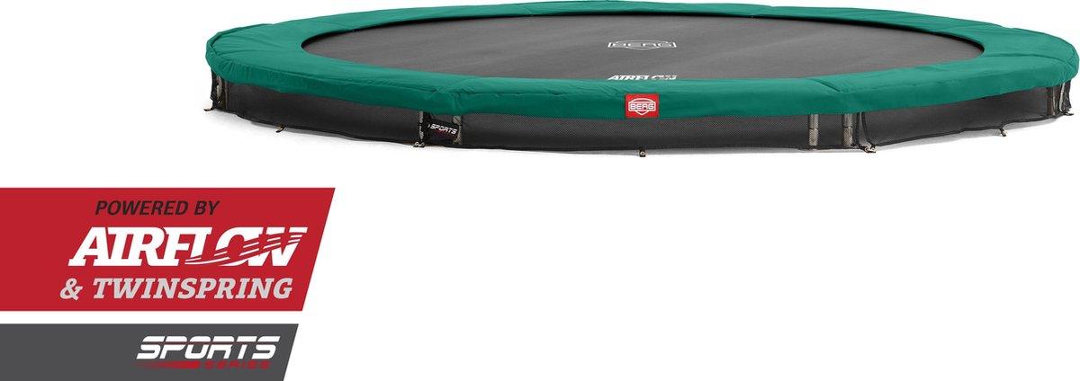 BERG trampoline Champion Inground 380