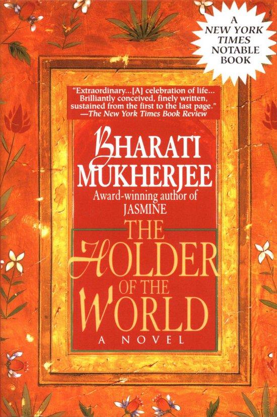 Boek cover Holder of the World van Bharati Mukherjee (Onbekend)