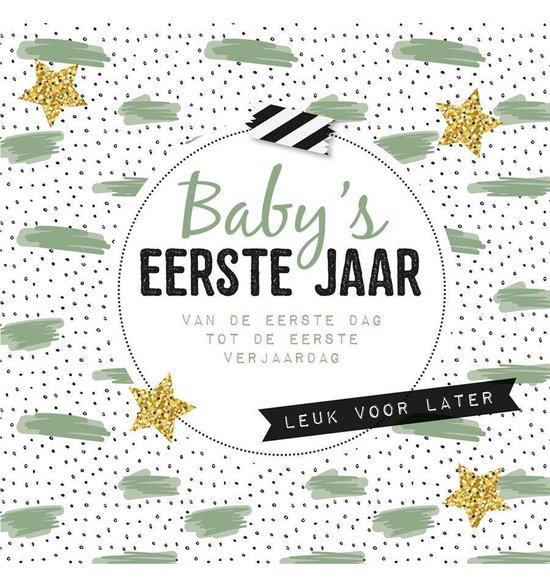 Afbeelding van Babys eerste jaar dagboek