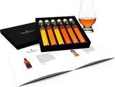 Tasting Collection Rum Proeverij - 6.2 - 6 Tubes in Luxe Doos