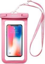 Spigen A600 Univ Waterpr Phone Case Pink