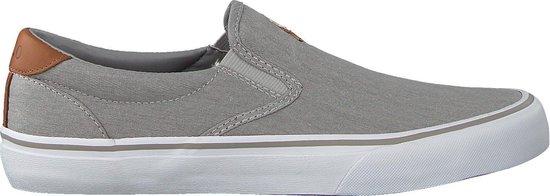 Polo Ralph Lauren Heren Lage sneakers Thompson - Grijs - Maat 43
