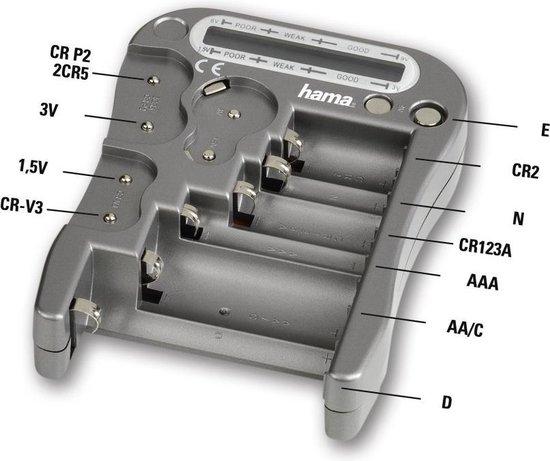 Hama Battery Test Unit Bt2