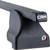 CAM (MAC) dakdragers staal Fiat Grande Punto 3-dr Hatchback 2005-2012 met glad dak