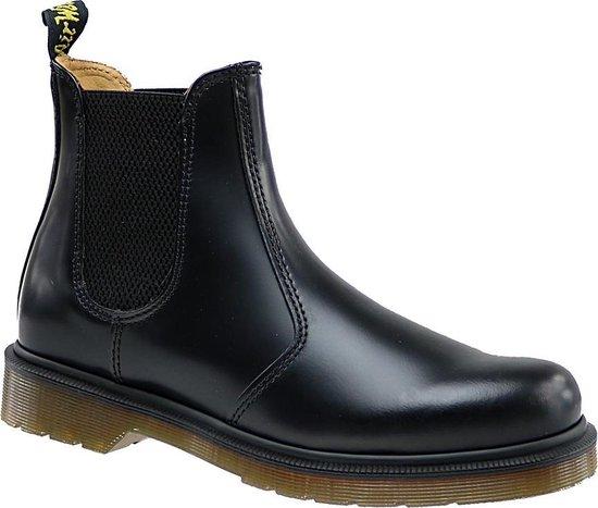Dr Martens 2976 Unisex Chelsea Boots - Zwart - Maat 44