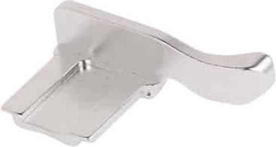 Hot Shoe-handvat voor Fuji X100 (zilver)