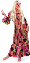 Hippie lange jurk Maat 38