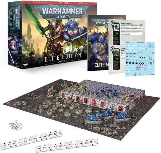 Afbeelding van het spel Warhammer 40.000 Elite Edition Starter Set 40-03