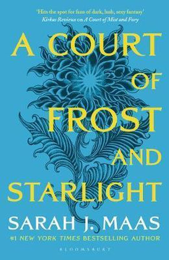 Afbeelding van A Court of Frost and Starlight