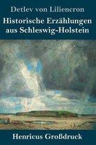 Historische Erzahlungen aus Schleswig-Holstein (Grossdruck)