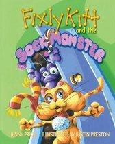 Fixly Kitt and the Sock Monster