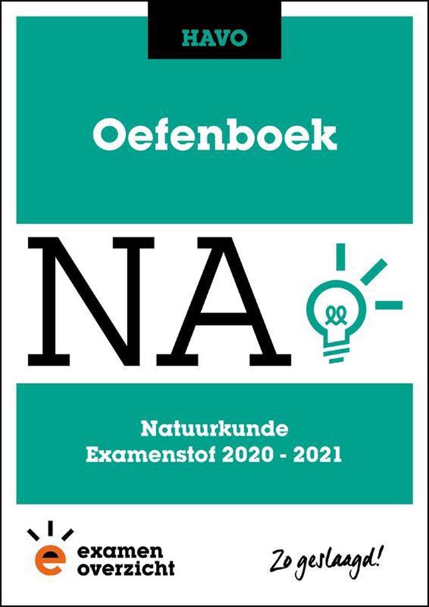 ExamenOverzicht - Oefenboek Natuurkunde HAVO