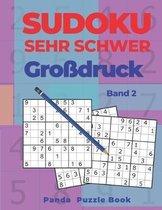 Sudoku Sehr Schwer Grossdruck - Band 2