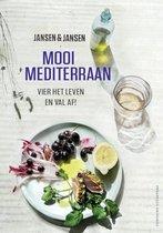 Boek cover Mooi mediterraan van Janine Jansen (Hardcover)