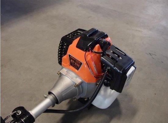 PT-550 kantenmaaier 55cc 2 in 1 bosmaaier