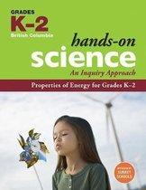 Properties of Energy for Grades K-2