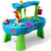 Step2 Watertafel Rain Showers Splash Pond Blauw - Incl. 13-delig accessoireset