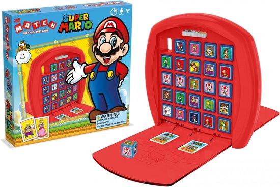 Afbeelding van het spel Top Trumps Match Super Mario