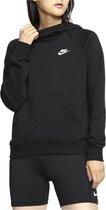 Nike Sporttrui -  - Vrouwen - zwart/wit