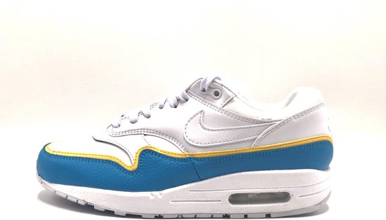 Nike Air Max 1 SE Liner White Blue (W) - Maat 41