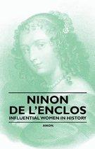 Ninon De L'Enclos - Influential Women in History