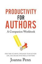 Productivity For Authors Workbook