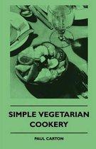 Simple Vegetarian Cookery