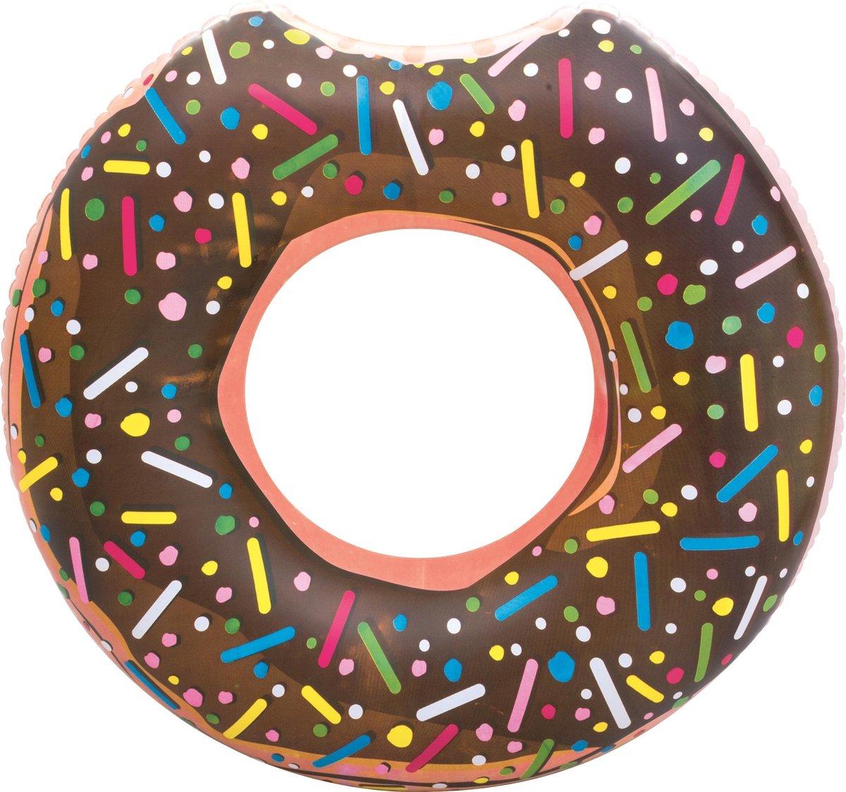 Bestway Zwemband Donut Chocolade