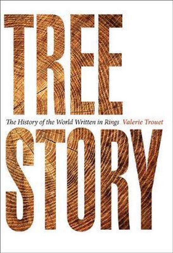 Boek cover Tree Story van Valerie Trouet (Hardcover)