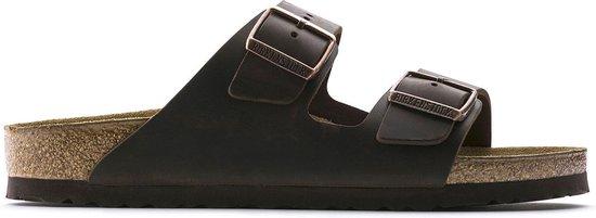 Birkenstock Arizona Habana Oiled Leather Regular-fit - maat 50