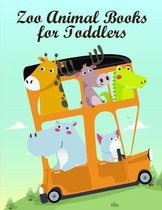 Zoo Animal Books for Toddlers