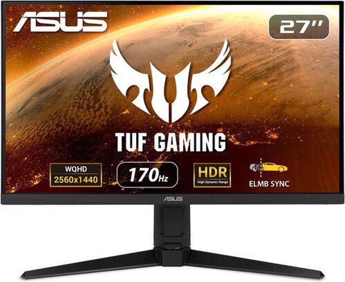 Asus VG27AQL1A - QHD IPS Gaming Monitor - 144hz kopen