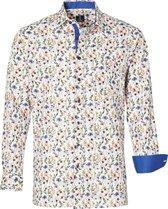 FYREN Comfort fit FYREN Heren Overhemd Maat L