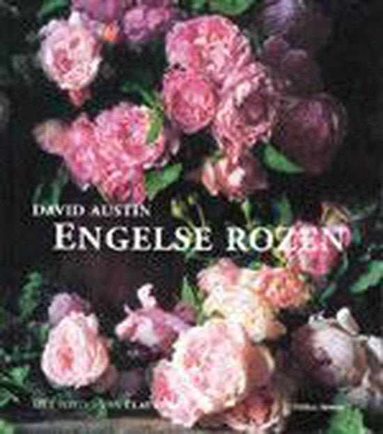 Cover van het boek 'Engelse rozen'