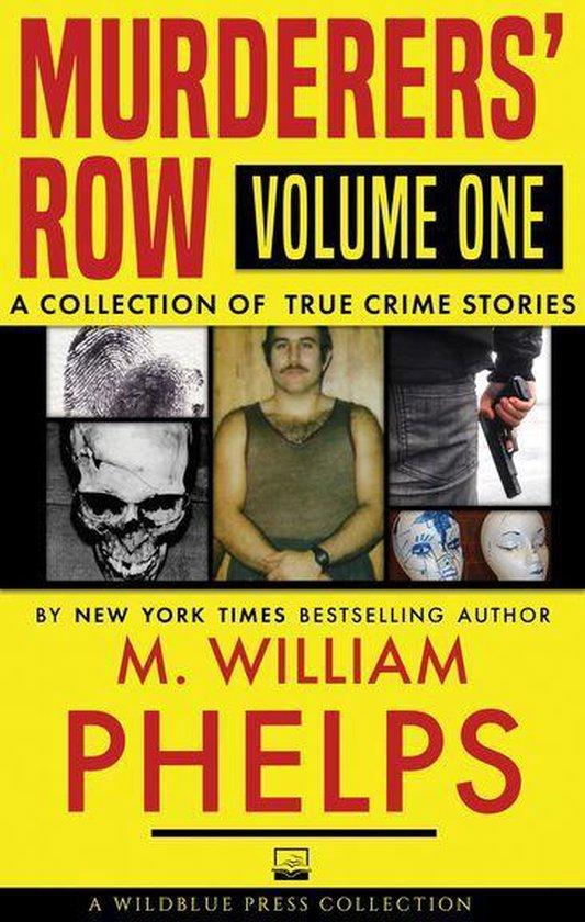 Omslag van Murderers' Row Volume One